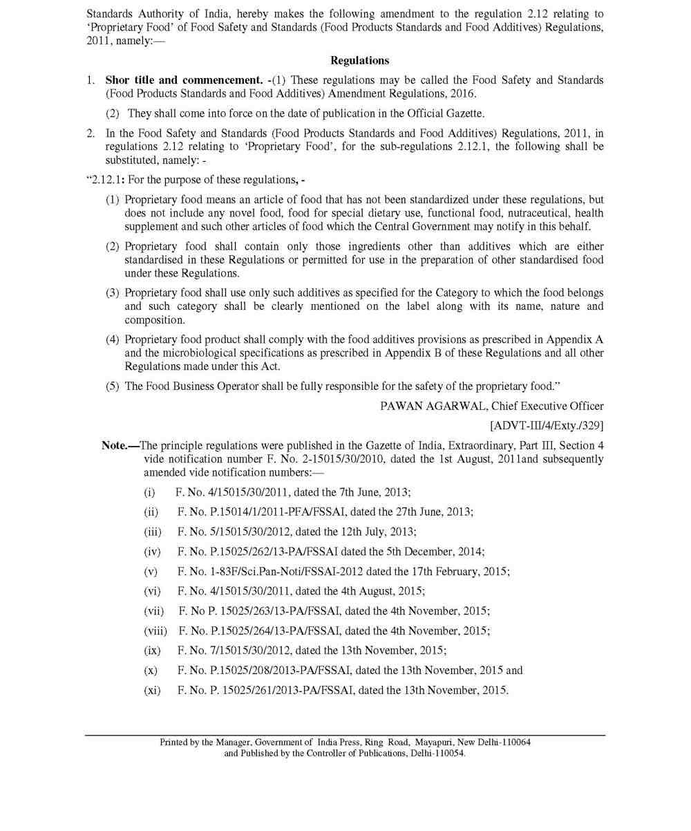 Gazette_Notification_Amendment_Proprietary_Food_Page_3